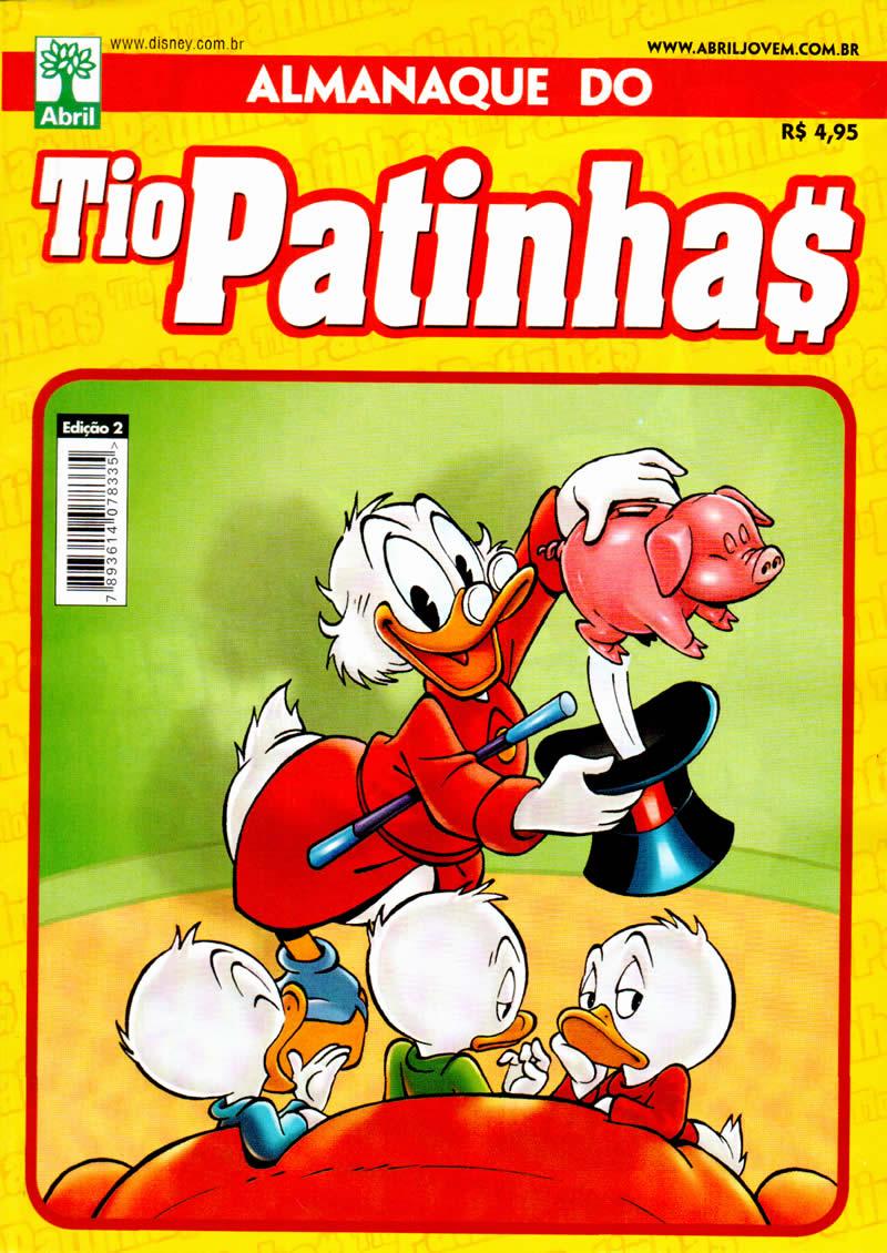 Almanaque do Tio Patinhas #02 [Junho/2011]  - Prévia em scans na pág 01! Altp0200