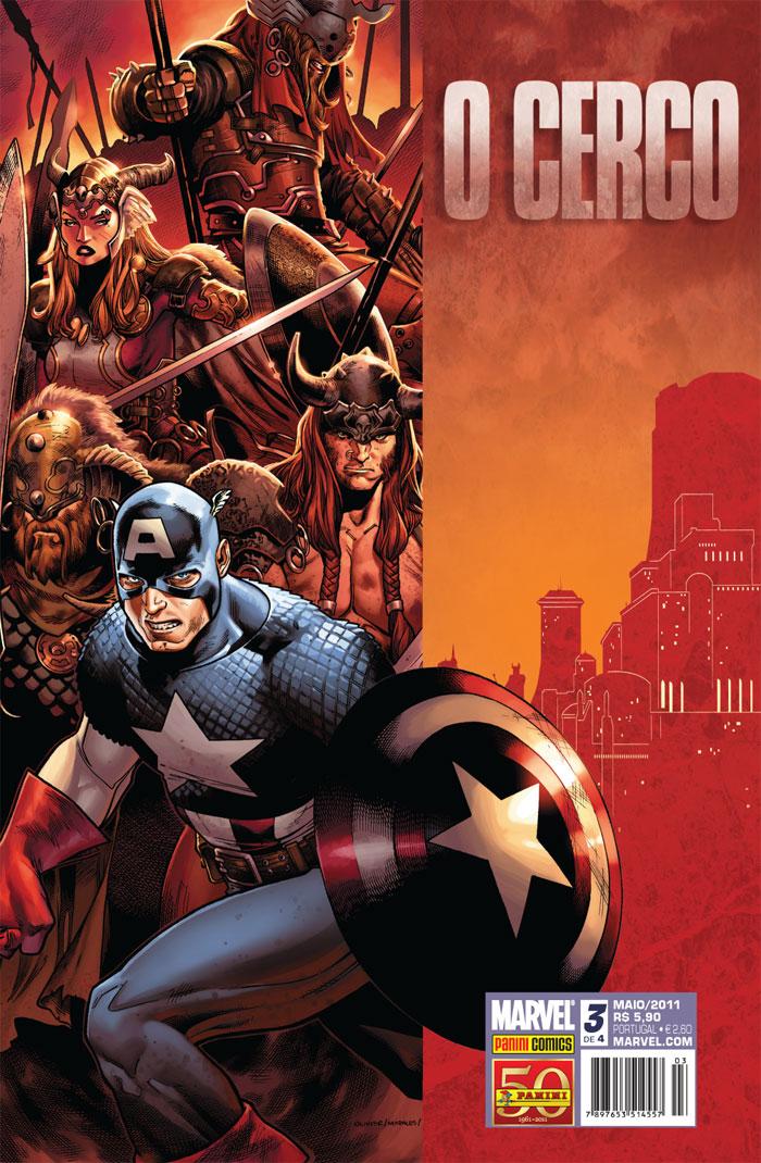 Photo of Os Vingadores Sombrios caem! Osborn cai! Asgard cai! E um mal invencível se levanta! [O Cerco Nº3] [MdQ]