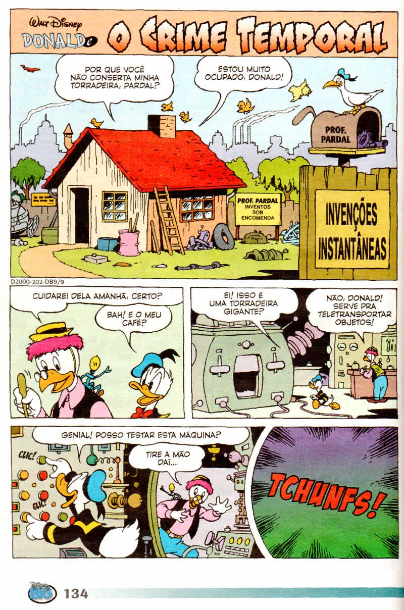 Disney BIG nº 9 [Maio/2011] - Prévia em scans na pág 19! - Página 11 Db0909