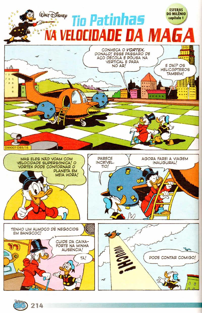 Disney BIG nº 9 [Maio/2011] - Prévia em scans na pág 19! - Página 11 Db0916