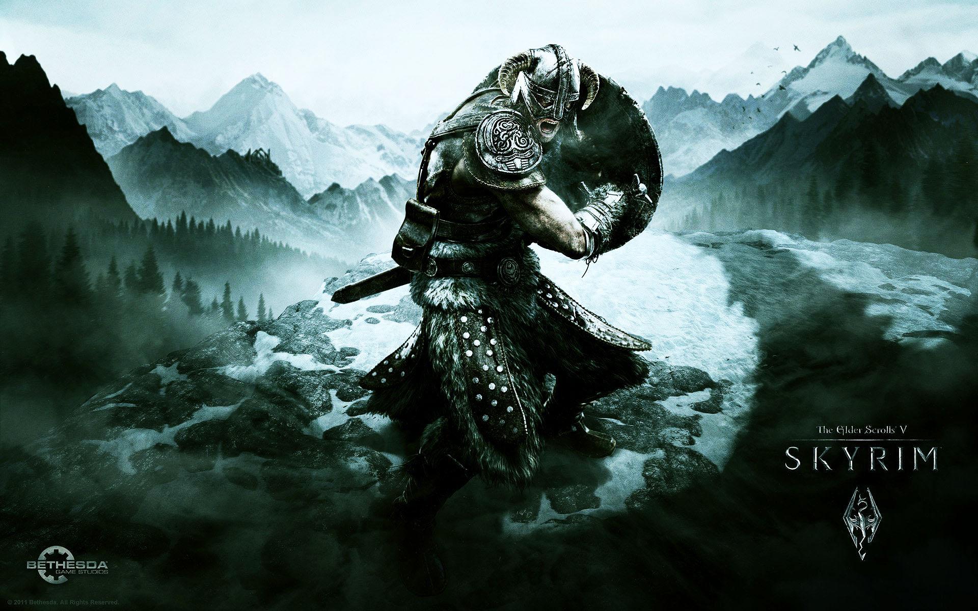 Photo of Assista a 15 gloriosos minutos de gameplay de The Elder Scrolls V – Skyrim! [Ressaca E3] [PC/PS3/X360]