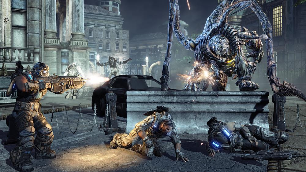 Photo of Gears of War 3   Insanidade no novo modo Horde! (E3 2011)