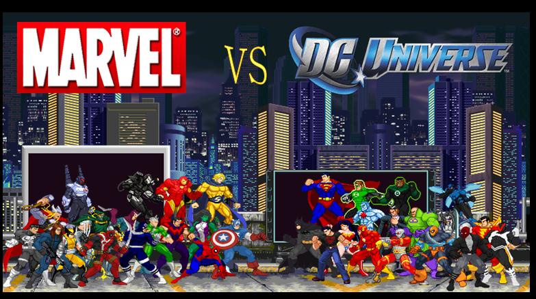 """Photo of Flame Wars!!! A Marvel resolve """"zoar"""" com o reboot da DC no mercado americano! [HQ] [Comics]"""