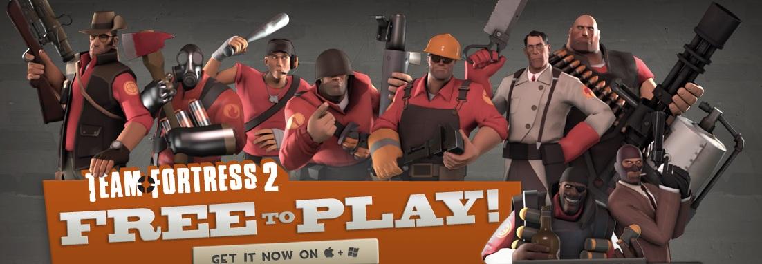 """Photo of """"A melhor diversão que você pode ter online"""" agora é free-to-play! Team Fortress 2! [+Meet The Medic]"""