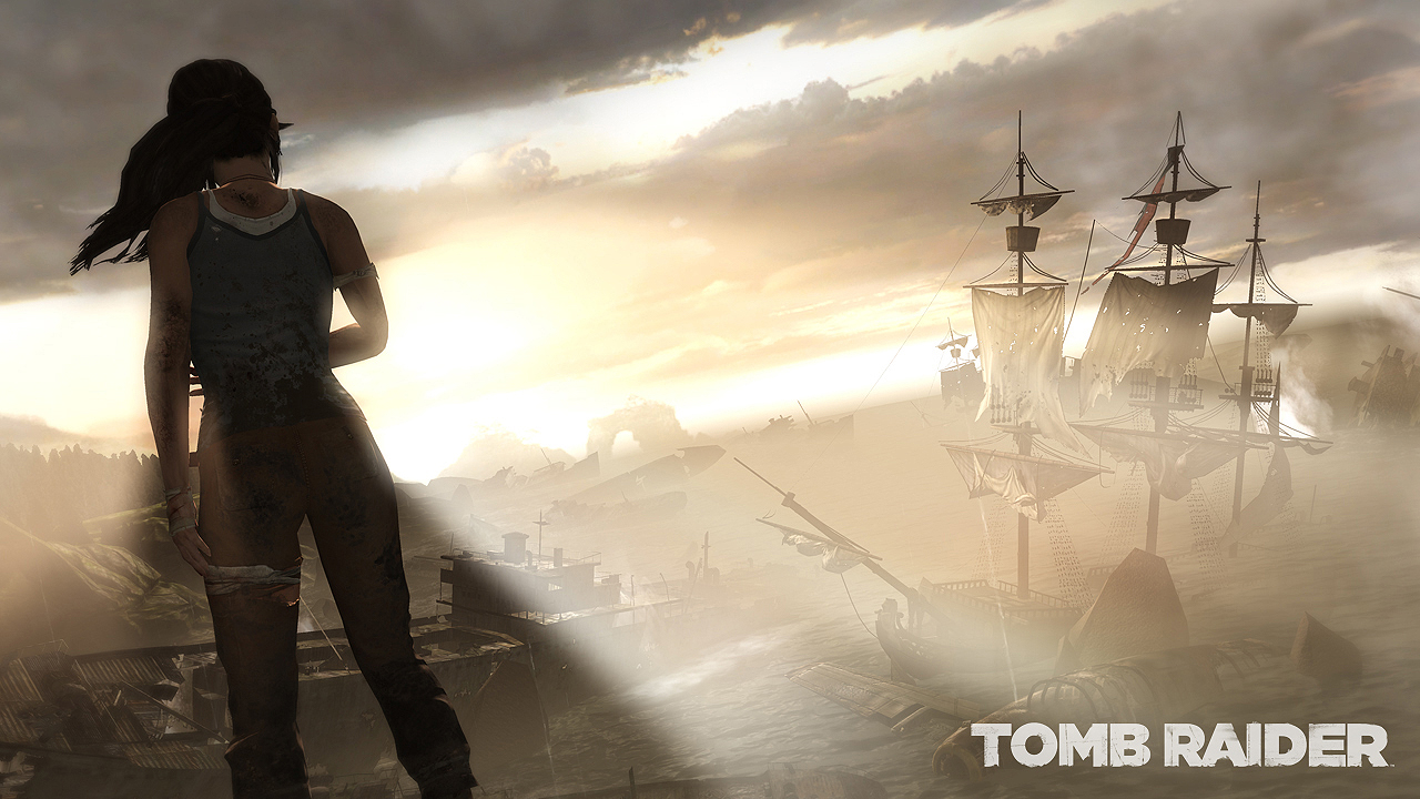 Photo of As habilidades de sobrevivência de Lara Croft sendo testadas de todas as maneiras possíveis! (E3 2011)