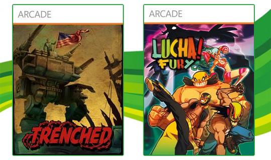Photo of Live Arcade | Trenched e Lucha Fury! Fique de olho no jogo da Double Fine! O outro… nem tanto…