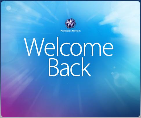 """Photo of PlayStation Network está de volta e vem com o programa """"Welcome Back""""! [PS3/PSP]"""