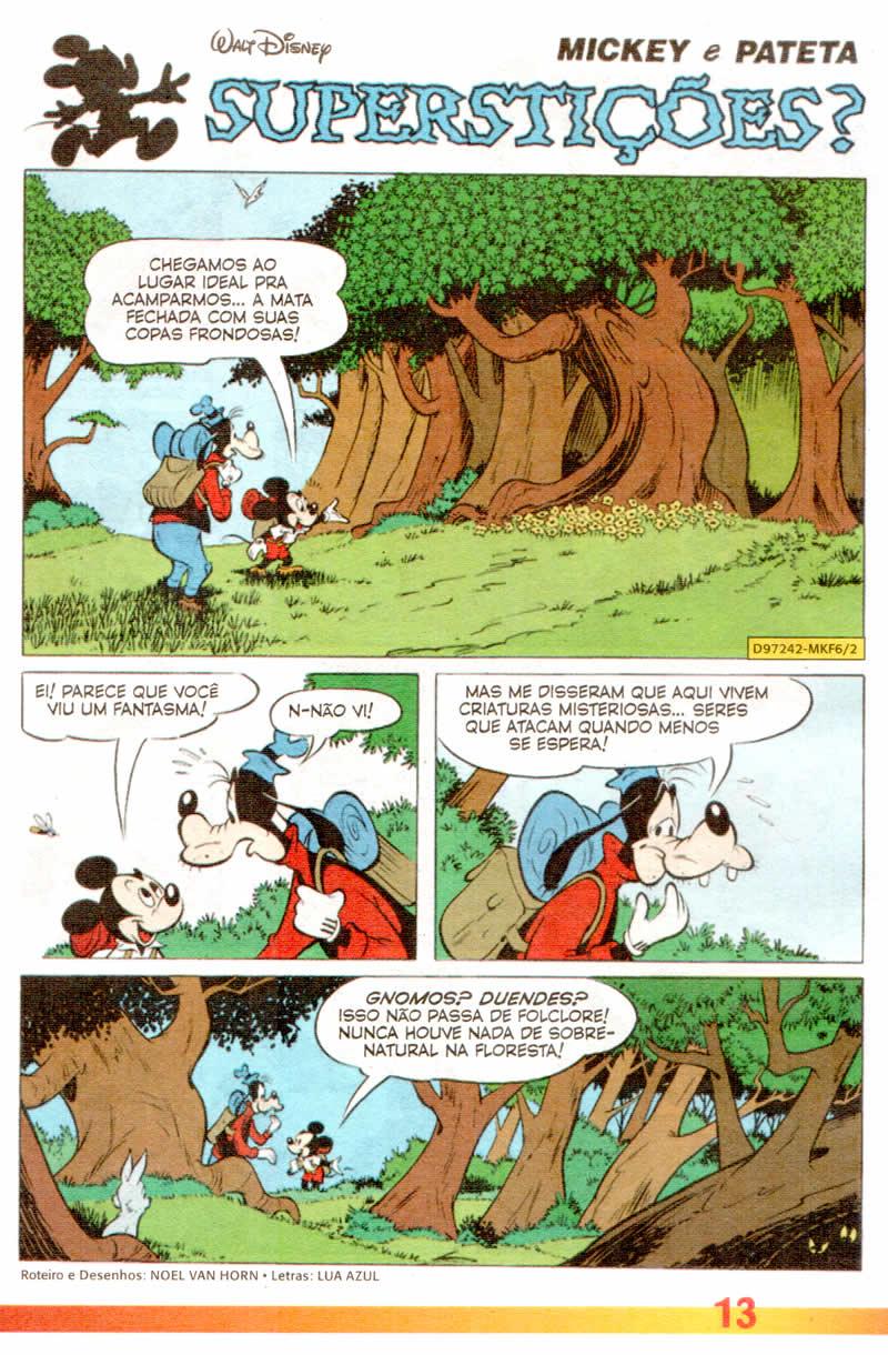 Mickey Férias #6 [Julho/2011] - Prévia em scans na pág 02! MK0603