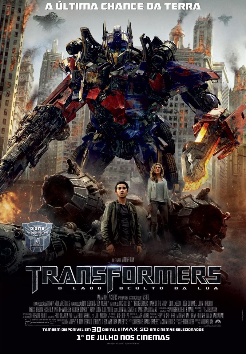 Photo of Cinema: Transformers: O Lado Escuro da Lua – Eu Fui!
