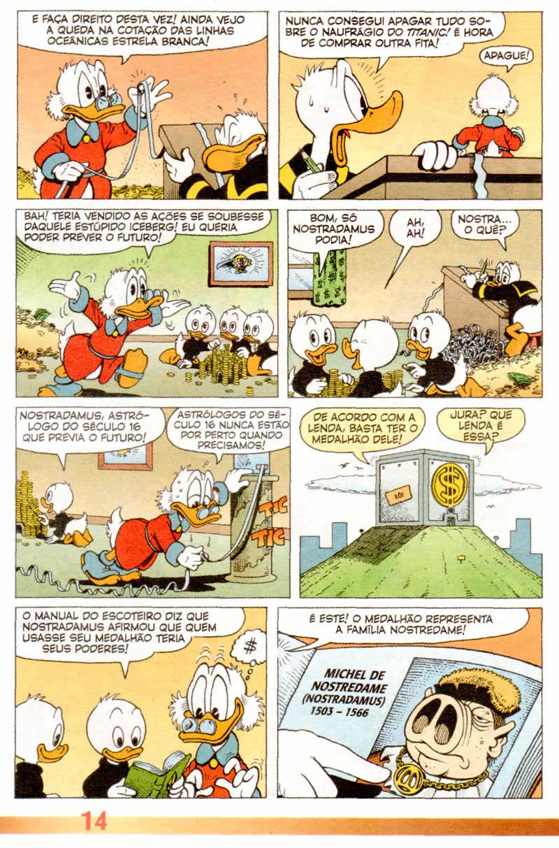 Tio Patinhas Férias #6 [Julho/2011] - Prévia em scans na pág 02! TPF0604
