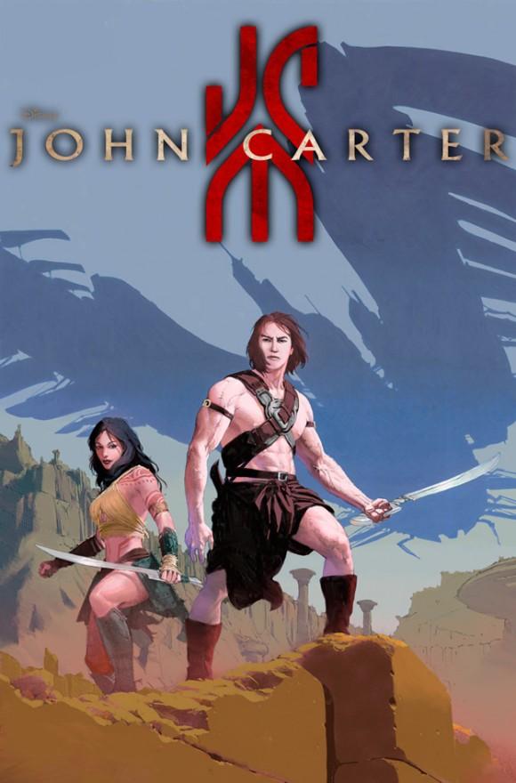 John Carter : World Of Mars