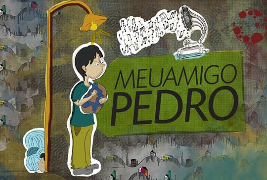 Guia de Música do Pedro: Meu Amigo Pedro! É o próprio Pedro indicando a própria banda! [Nº04]