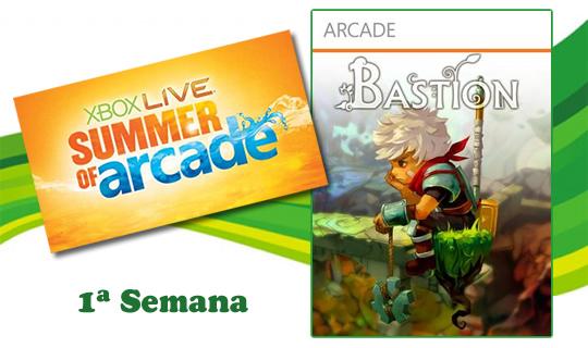 Live Arcade: Bastion inicia a Summer of Arcade 2011! Trial causa boas impressões… [X360]