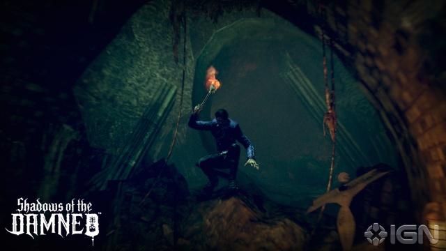 Shadows Of The Damned: Descompromissado, totalmente maluco… e só! [Impressões] [PS3/X360]