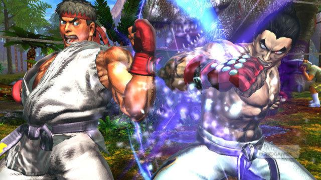 Katsuhiro Harada x Yoshinori Ono e mais 30 minutos de Street Fighter x Tekken! [PS3/X360/PSV]