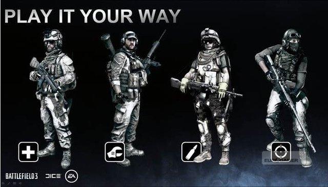 E na calada da noite, a beta de Battlefield 3 vaza na rede! Apreciem enquanto podem! [PS3/X360/PC]