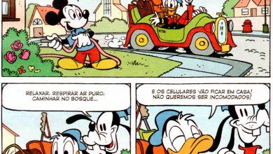Photo of HQ especial com Mickey, Donald e Pateta juntos sai escondida este mês em Pateta #2! [+Enrico Faccini]