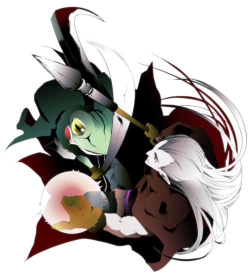 A música que toca no coração da espada de um sapo: Frog's Theme! [Ptunes] [Games OST]