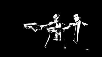 Photo of Wallpaper do dia: Mass Effect / Pulp Fiction!