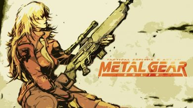 Photo of Wallpaper do dia: Metal Gear Solid!