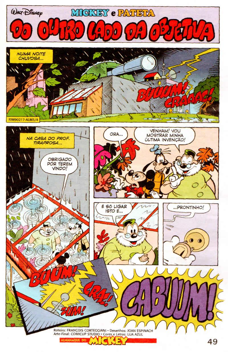 Almanaque do Mickey #03 [Agosto/2011]  - Prévia em scans na Pág. 02! ALMK06