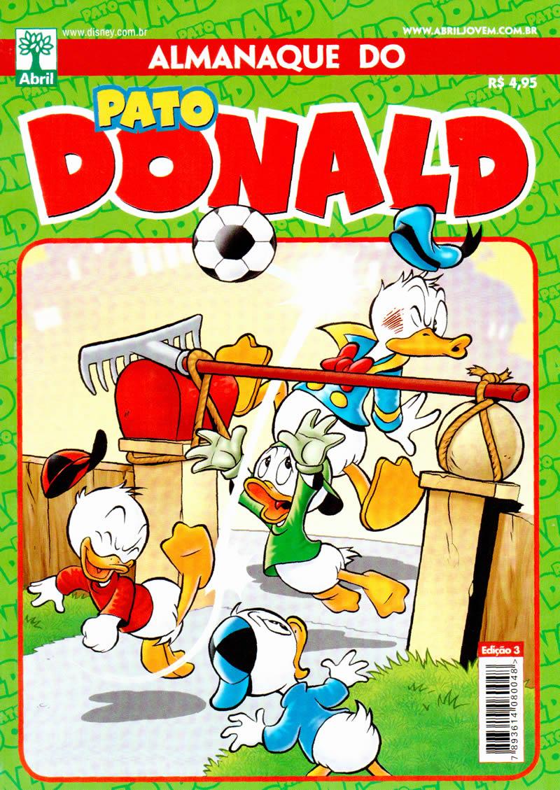 Almanaque do Pato Donald #03 [Agosto/2011] - Prévia em scans na Pág. 02! - Página 2 ALPD00