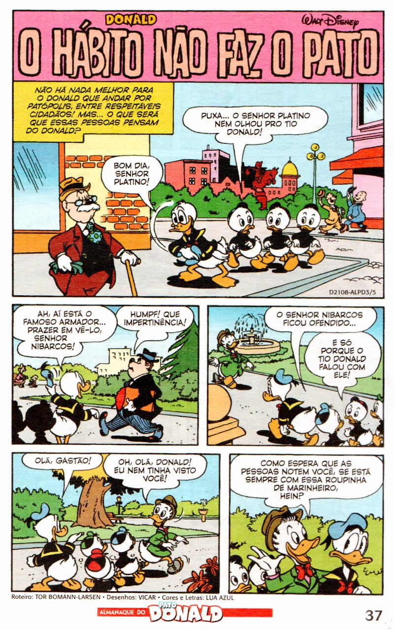 Almanaque do Pato Donald #03 [Agosto/2011] - Prévia em scans na Pág. 02! - Página 2 ALPD05