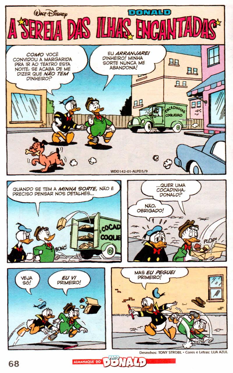 Almanaque do Pato Donald #03 [Agosto/2011] - Prévia em scans na Pág. 02! - Página 2 ALPD09