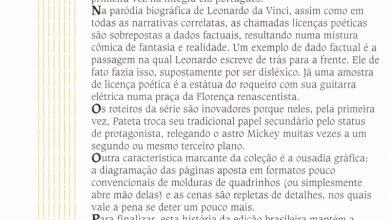 Photo of Prévia: Pateta Faz História como Leonardo Da Vinci! 10 páginas para degustação! [HQ]