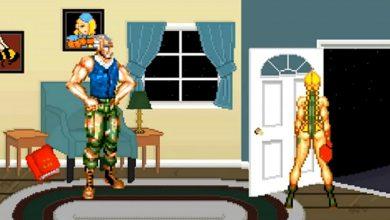Photo of Dorkly Bits: Cammy, seu pai e a independência das mulheres nos vídeogames! [YouTube]