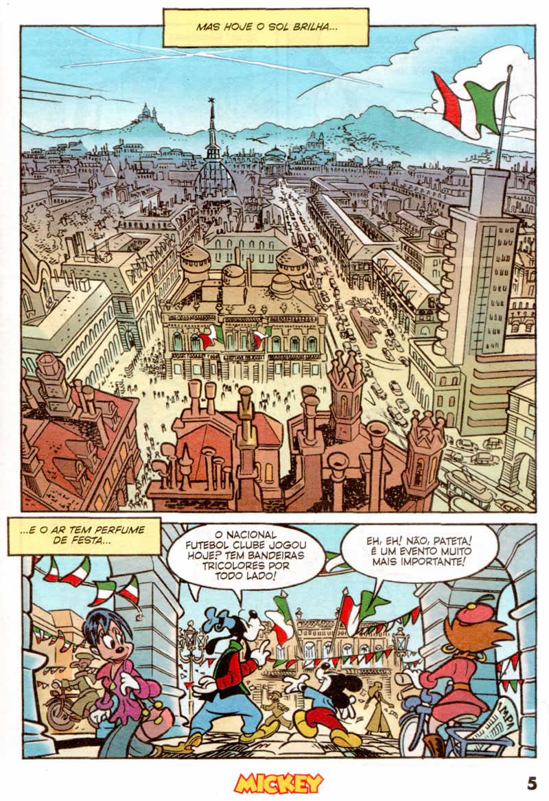 Mickey n°827 [Agosto/2011]  - Prévia em Scans na pág 01! Mk82703