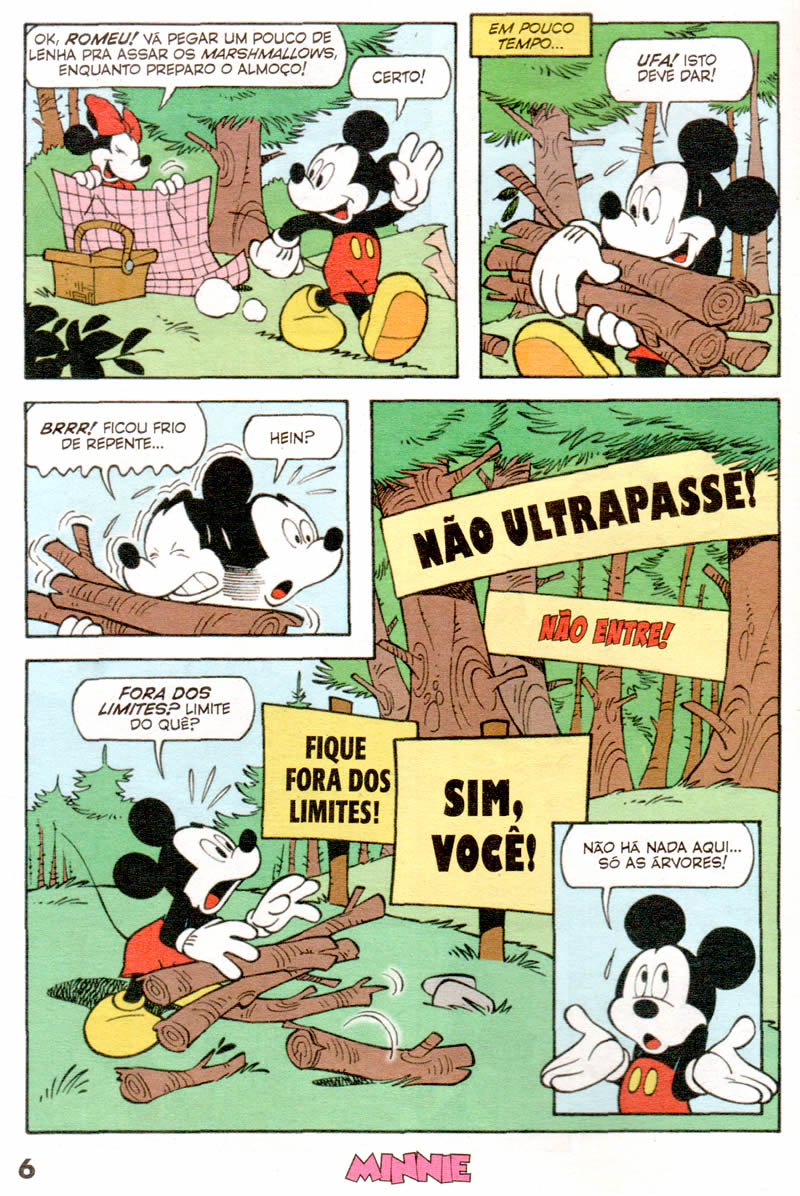 Minnie n° 03 [Agosto/2011] - Prévia em Scans na pág. 01! Mn0304
