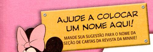 Minnie n° 03 [Agosto/2011] - Prévia em Scans na pág. 01! Mn03ex