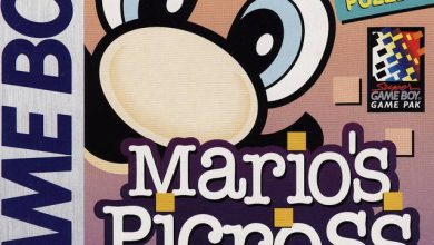 Photo of Mario's Picross salva as atualizações on-line da Nintendo desta semana [Wii/DSi/3DS]