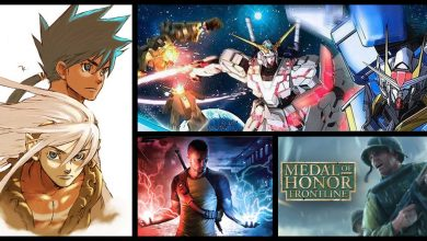 Photo of Breath of Fire IV e Medal Of Honor Frontline chegaram a PlayStation Network! [PSP,PS3]