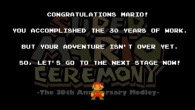 Photo of Homenagem aos 30 anos de Super Mario! A medley mais nostálgica já feita? [YouTube]