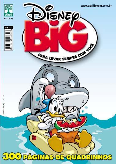 Disney BIG nº 11 [Outubro/2011]  BIG11