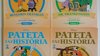Photo of Pateta Faz História – Volume 5~8! Tirando o atraso… De Benjamin Franklin a Guttenberg! [41 Fotos]