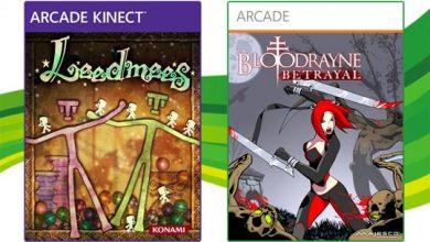 Photo of Live Arcade: Mais 4 games, porém desta vez nem todos são interessantes… [Kinect] [X360]