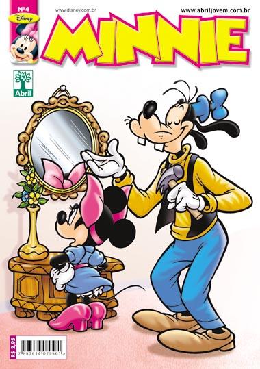 Minnie n° 04 [Setembro/2011] - Prévia em scans na pág. 01! MN4
