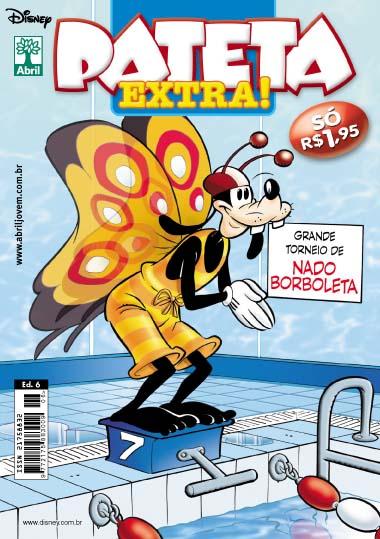 Pateta Extra nº 6 [Outubro/2011]  - Prévia em scans na pág. 01! PTE06c01