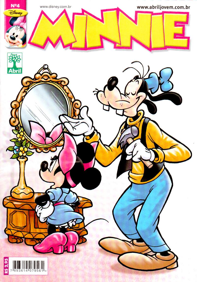 Minnie n° 04 [Setembro/2011] - Prévia em scans na pág. 01! Mn0400