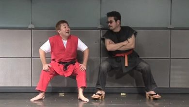 Photo of O combate do século! Produtor de Street Fighter vs. Produtor de Tekken! [3DS] [TGS 2011]