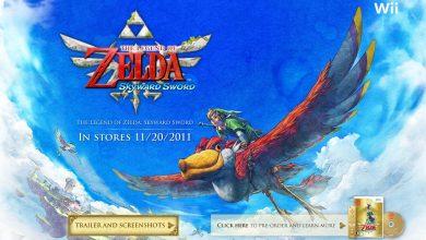Photo of The Legend of Zelda: Skyward Sword – História, Sword Tutorial e Expectativa! [Wii][2011][Trailers]