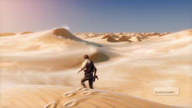 Photo of Um homem, um deserto, um verdadeiro filme de ação: é Uncharted 3 em mais um gameplay! [PS3]