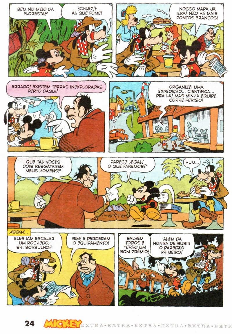 Mickey Extra nº 6 [Outubro/2011] - Prévia em scans na pág. 01! MKEX0606