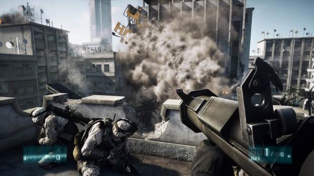 É assim que se promove uma destruição em massa com Battlefield 3! [PS3/X360/PC]
