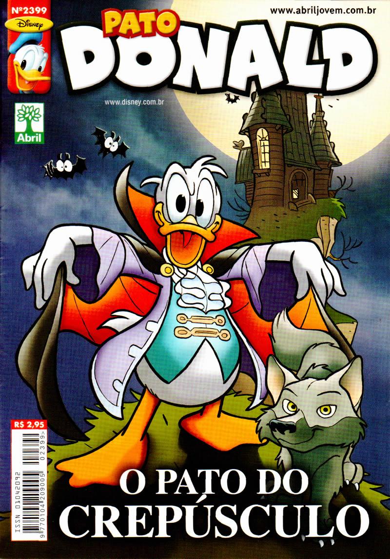 Pato Donald n°2399 [Outubro/2011]- Prévia em scans na pág 02! - Página 2 PD239900