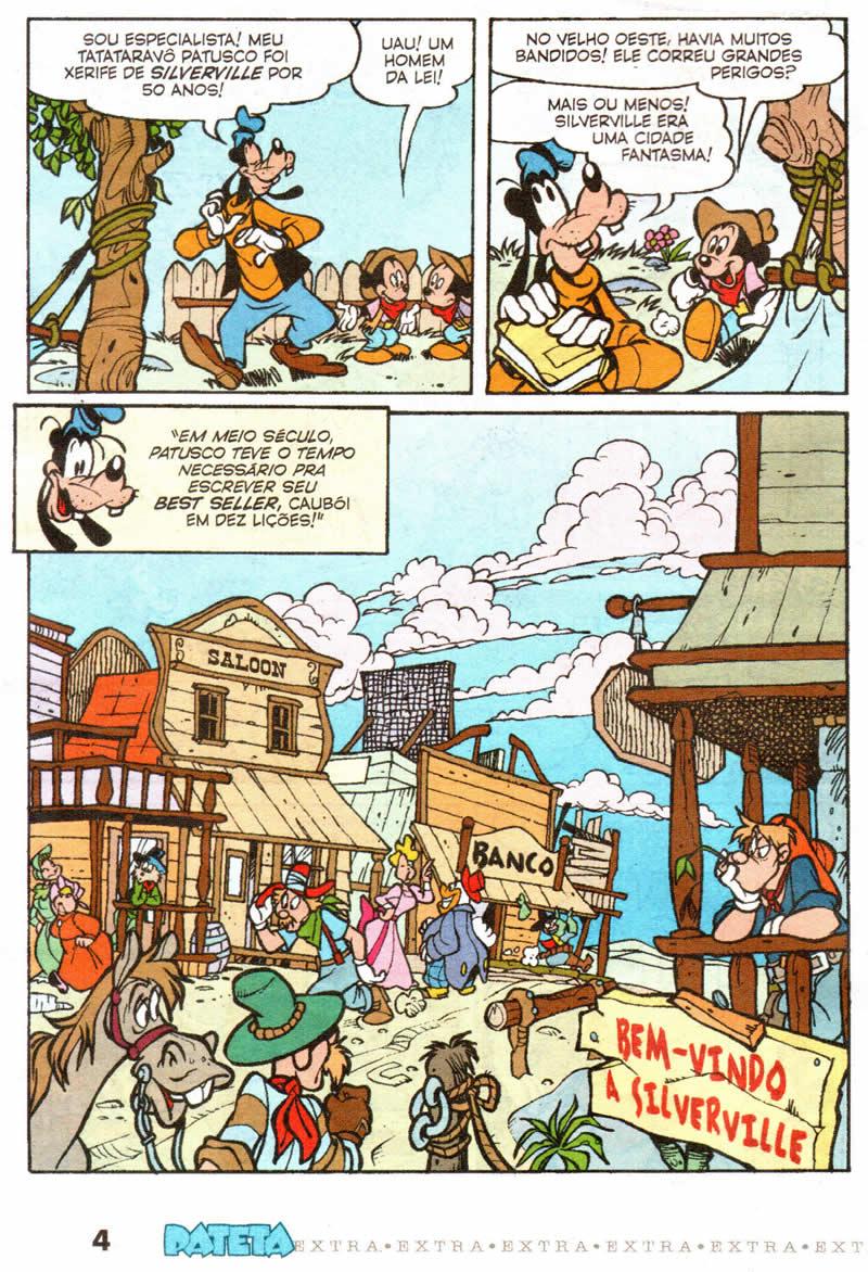Pateta Extra nº 6 [Outubro/2011]  - Prévia em scans na pág. 01! PTEX0602