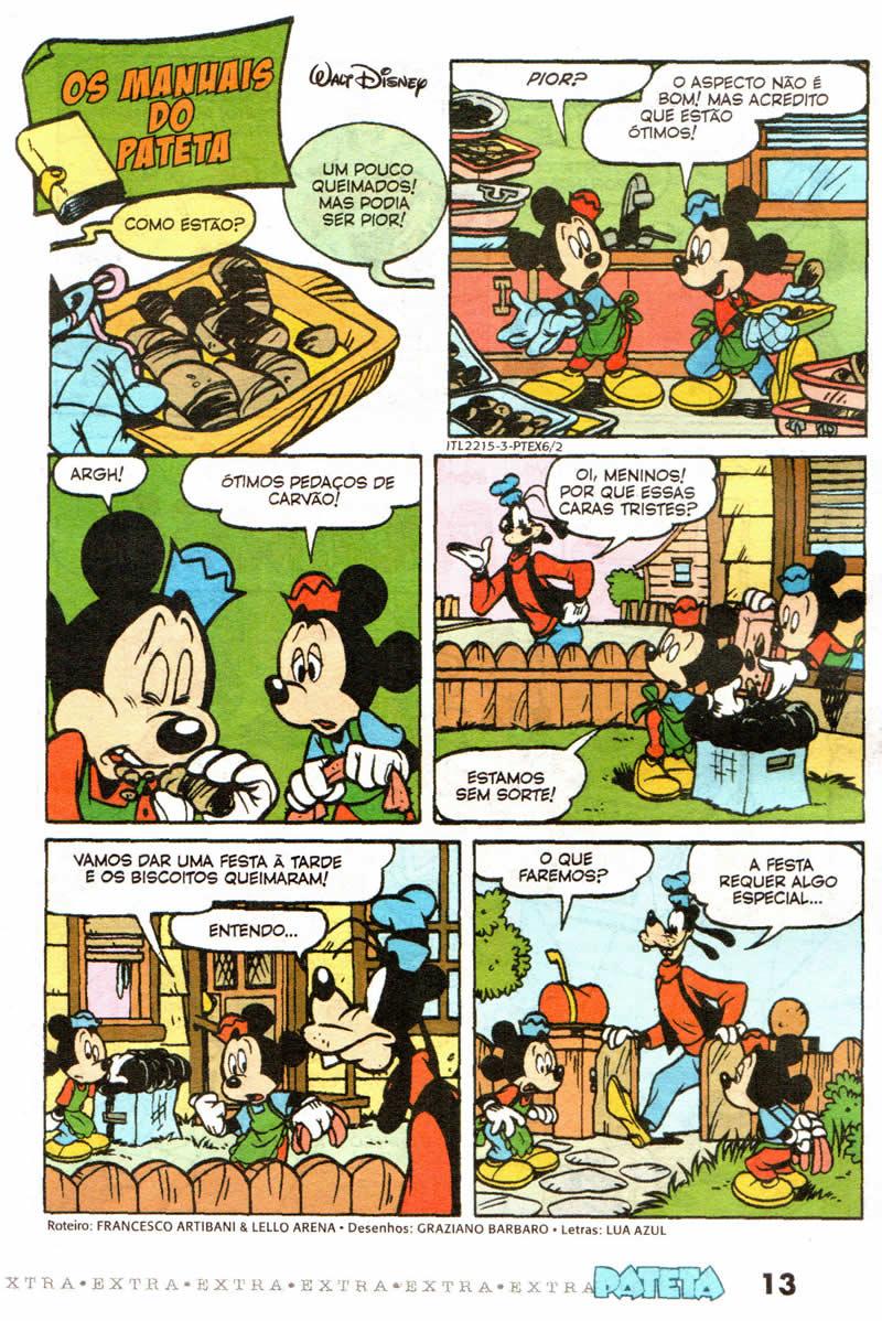 Pateta Extra nº 6 [Outubro/2011]  - Prévia em scans na pág. 01! PTEX0603